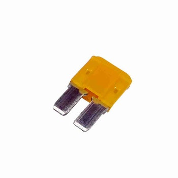 Fusivel Micro Lamina 2 Term. 5A - Universal - DNI 317705 - DNI - DNI 317705 - Unitário