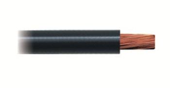 """Cabo de Bateria Extra Flex """"Tipo Solda"""" - HFX CB 16 PT - DNI - HFX CB16PT - Unitário"""
