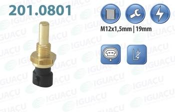 Sensor de Temperatura de Água - Iguaçu - 201.0801 - Unitário