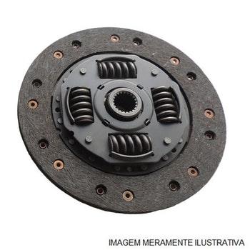 Disco de Embreagem - Diâmetro de 200mm - 24 Estrias - Simples - LuK - 320 0001 12 - Unitário