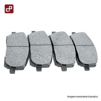 Pastilhas de Freio - SYL - 1081 - Par