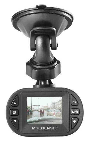 Filmadora HD Automotiva - Multilaser - AU013 - Unitário