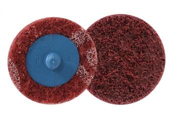 Disco Speed lok SCM Vortex - médio vermelho 50,8mm - Norton - 66261122492 - Unitário