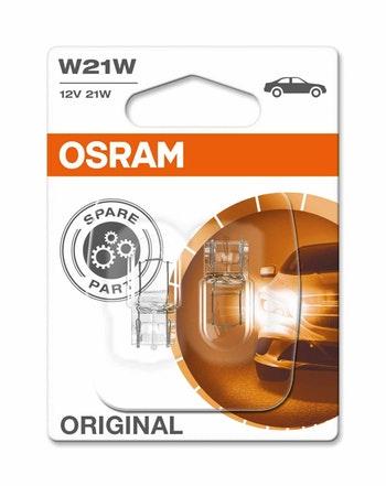 Lâmpada Halogena W21 AIRTREK 2008 - Osram - 7505 - Unitário