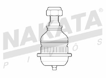 Pivô - Nakata - N 99055 - Unitário