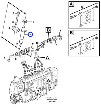 9000479443 REMAN - Volvo CE - 9000479443 - Unitário