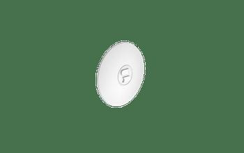 Tampa para Minifix 4mm Branco