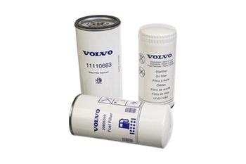 Kit de Filtros para Revisão de 500 horas - Volvo CE - 17429743 - Unitário