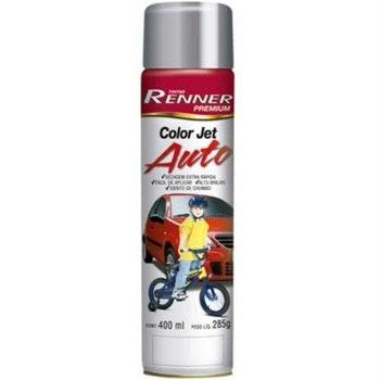 Color-Jet Spray 300ml Tabaco Esmalte Sintético 1706.83 - Renner - 1706.83 - Unitário
