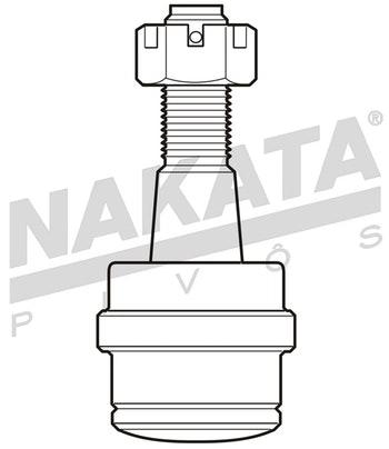Pivô - Nakata - N 99067 - Unitário