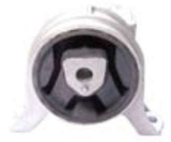 Coxim Dianteiro do Motor - BORFLEX - 3014 - Unitário