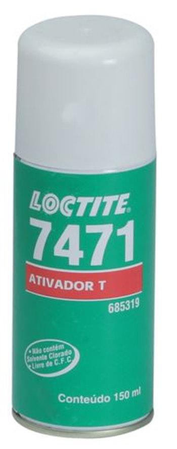 Ativador Adesão 7471 150ml Spray - Loctite - 685319 - Unitário