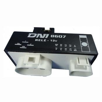 Relé Controle do Ventilador do Radiador 1J0919506E Vw / Audi - 12V 14 Terminais - DNI - DNI 8607 - Unitário