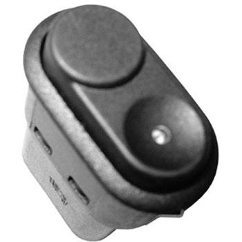 Tecla de Acionamento do Vidro Elétrico - Universal - 90343 - Unitário