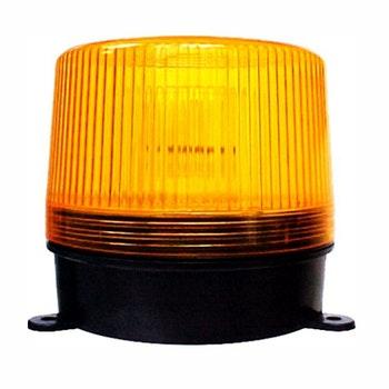 Flash de Advertência Âmbar 12V - DNI - DNI 4003 - Unitário