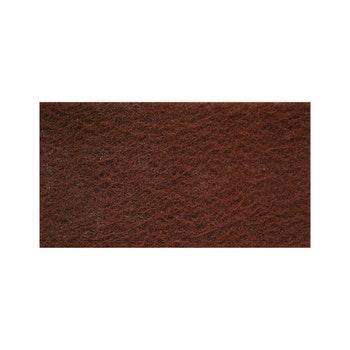 Folha Bear Tex fina - marrom 240x130mm - Norton - 66261116248 - Unitário