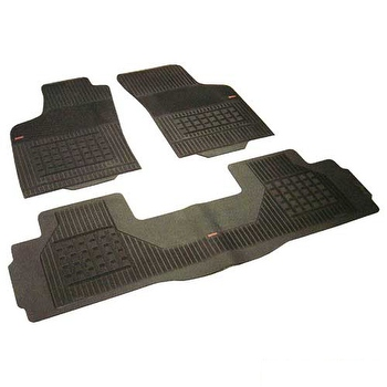 Tapetes Automotivos Pretos - Borcol - 1640010 - Kit