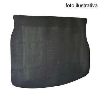Tapete do Porta malas - Borcol - 1211361 - Kit
