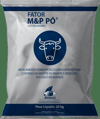FATOR M&P PÓ - ARENALES - Arenales - BO08G1F - Unitário