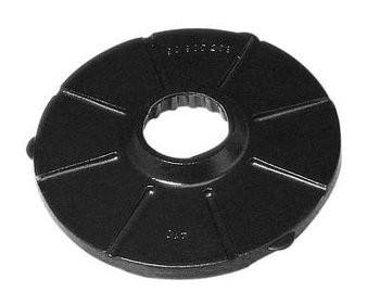 Calço Superior da Mola Traseira - BORFLEX - 410 - Unitário