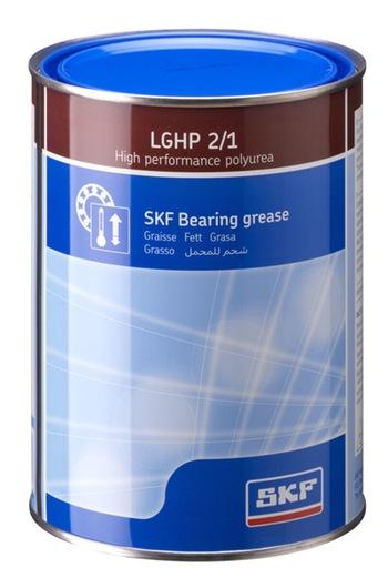 Graxa de Diuréia de Alto Desempenho - SKF - LGHP 2/1 - Unitário