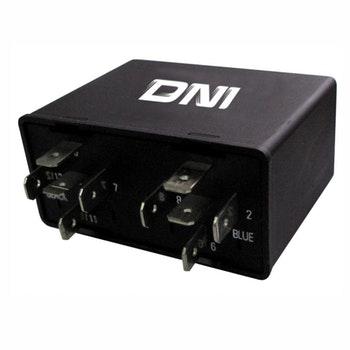 Relé Indicador do Nível de Água Audi / Vw 2T2937099 - 24V 8 Terminais - DNI - DNI 8537 - Unitário
