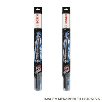 Palheta Dianteira Am 500 U - Bosch - 3397008581 - Par