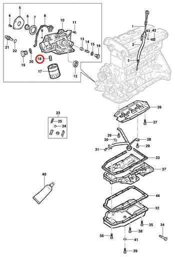 Conector - Original Chevrolet - 93258997 - Unitário
