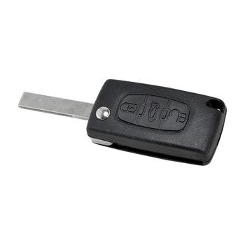Chave Canivete Oca 3 Botoes com Alojamento para Transponder - Universal - 16575 - Unitário