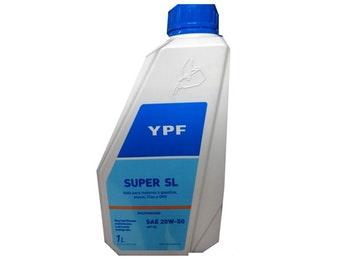 Óleo Lubrificante para Motor Super SL 20W50 - YPF - 927396 - Unitário