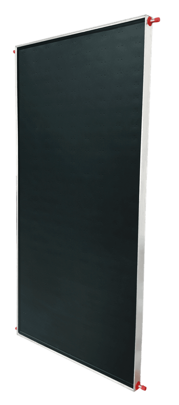 Coletor Solar LIRA 100 1 x 1m - Tuma Industrial - LIRA100 - Unitário