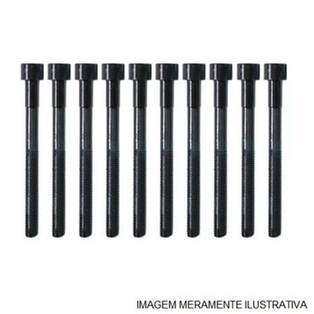 Kit de Parafuso para Roda Esportiva - ITAP - 2012 - Jogo