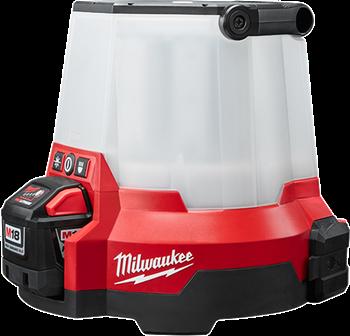 Luminária Compacta de LED - Milwaukee - 2145-20 - Unitário