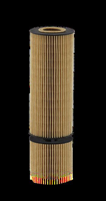 Elemento do Filtro de Óleo - MAHLE - OX174D - Unitário