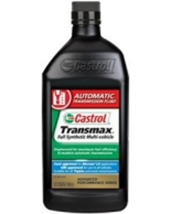 Fluido de Transmissão Castrol Transmax Full Synthetic Multivehicle - Castrol - 3399337 - Unitário