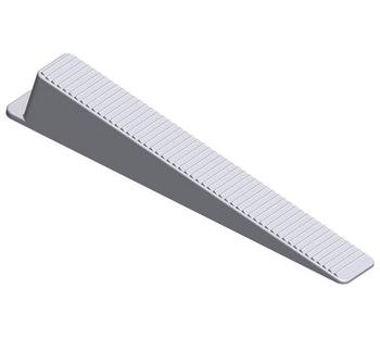 Cunha para Nivelamento Linha Slim - Cortag - 61538 - Unitário