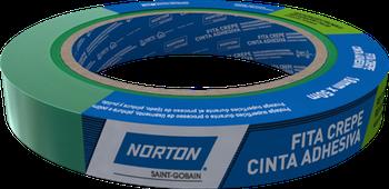 Fita crepe automotiva Premium 18mmx50m - Norton - 66623309768 - Unitário