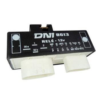 Relé para Ar Condicionado e Arrefecimento - 12V - DNI 8613 - DNI - DNI 8613 - Unitário