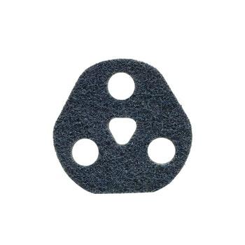 Disco Avos Vortex muito fino - azul 115x22mm - Norton - 66261122427 - Unitário