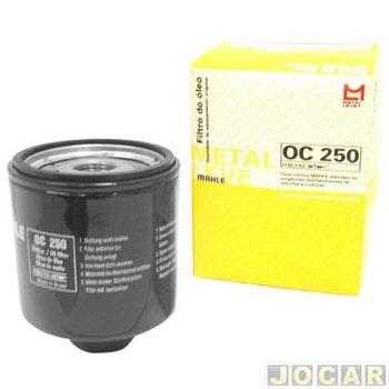 Filtro Blindado de Óleo - Metal Leve - OC250 - Unitário