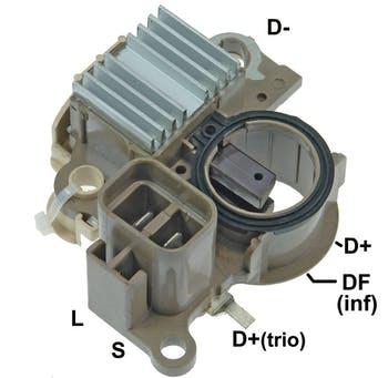 Regulador de Tensão - Gauss - GA804 - Unitário