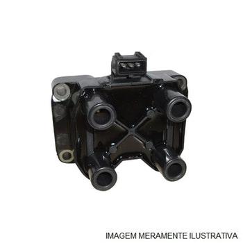 Bobina Plástica de ignição - Magneti Marelli - BI0028MM - Unitário