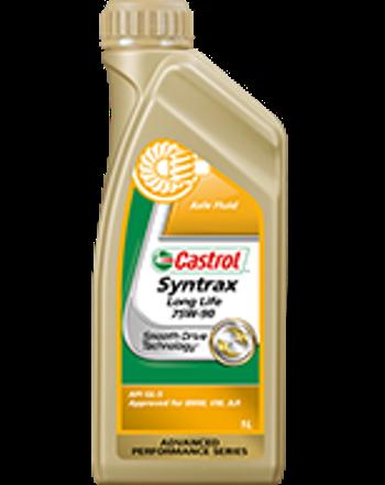Fluido de Transmissão Castrol Syntrax Long Life - 75W90 - Castrol - 3399643 - Unitário