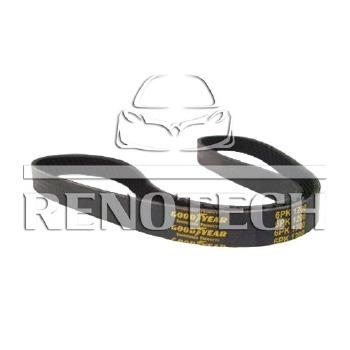 Correia do Alternador - Renotech - RN 243021-PN - Unitário