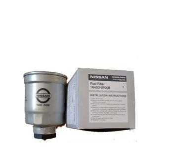 Filtro de Combustível - Original Nissan - 16403JR00B - Unitário