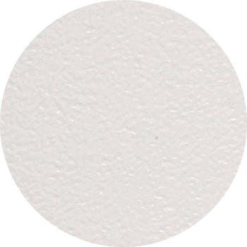 Tapa Furo PVC Branco 12mm c/ 40