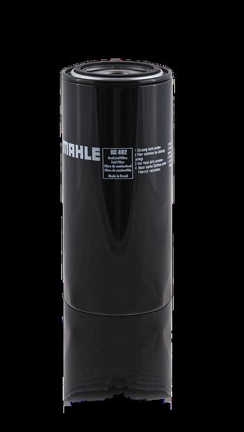 Filtro Blindado de Combustível - MAHLE - KC492 - Unitário