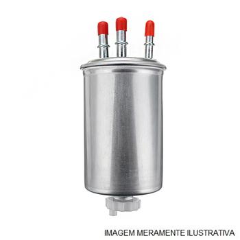 Filtro de Combustível Motor HS2.5T Ranger - Mwm - 72104 - Unitário