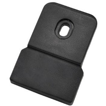 Batente da Guia da Porta - Baú - Plástico - Universal - 11336 - Unitário