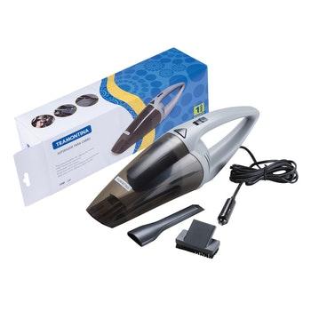 Aspirador de Pó Portátil para Carros 70W 12V - Tramontina - 42350070 - Unitário